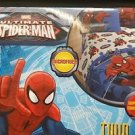 Marvel Disneys Ultimate Spiderman Twin/Single Size Sheet Set