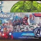 Avengers Thor, Iron Man, Hulk, Captain america Twin/Single Size Sheet Set