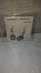 Clemson Tigers Ncaa Licensed dangle Earrings