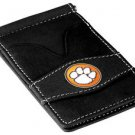 Clemson Tigers Black Officially Licensed Players Wallet