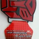 Transformers Autobots Red Belt Buckle