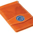 Boise State Broncos Orange Officially Licensed Players Wallet