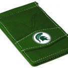 Michigan State Spartans MSU Green Officially Licensed Players Wallet