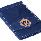 Auburn Tigers Blue Officially Licensed Players Wallet