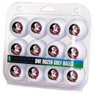 Florida State Seminoles FSU Dozen 12 Pack Golf Balls