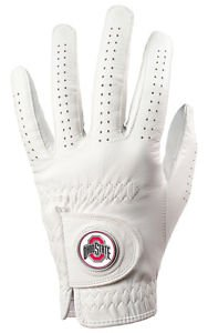 Ohio State Buckeyes Cabretta Leather Golf Glove