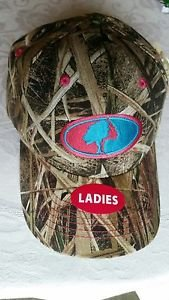 Mossy Oak Shadowgrass Blades Camo Cap with Adjustable Closure