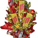 Daddy Dearest Sugar Daddy Chocolate Candy Bouquet