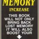 Guide to Memory Increase