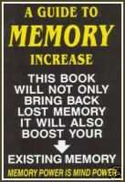 Guide to Memory Increase