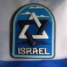 Israel 3D Magnet Star of David