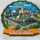 Israel 3D Magnet Old City of Jerusalem