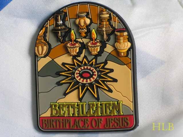 3D Fridge Magnet  Bethlehem Grotto