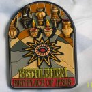 3D Fridge Magnet  Bethlehem Grotto