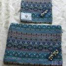 Tallit Talit & Tefillin Bag Set Judaica -- M2R