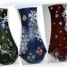 3 Pack Vazu Expandable Portable Decorative  'Holiday' Flower Vases