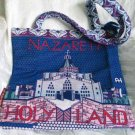 Holy Land Nazareth Woven Shoulder Handbag / Tote