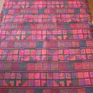 Multicolored Print Table Runner Modern Design Med -- U4