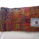 Orange Eye Glass Case/Cosmetic Bag/Small Purse