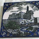 Armenian Ceramic Old City Jerusalem Tile