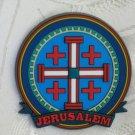 3D Fridge Magnet  Jerusalem Cross