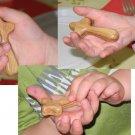 10 Holding or Comfort Child Cross from Bethlehem