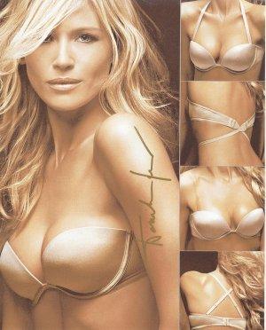 Daniela Pestova Sexy Autographed Original Hand Signed 8x10 Photo