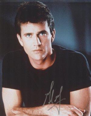 Mel Gibson Autograph Original Hand Signed 8x10 Autographed Photo