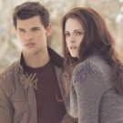 "Taylor Lautner & Kristen Stewart ""Twilight"" Autographed Original Hand Signed 8X10 Photo"