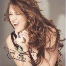 Miley Cyrus Autographed Original Hand Signed 8X10 Autograph Photo