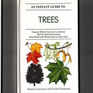 Guide North American Trees Field Garden Illustrated Book