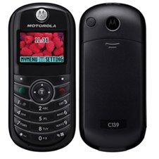 Motorola C139