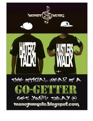 T-Shirts Money & Music