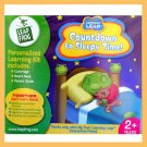 LEAP FROG Cartridge Countdown to Sleepy Time! Kit NIP
