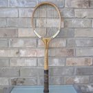 Vintage Wooden Tennis Racquet Tournament Made in Pakistan Dunhill FREE Shipping!