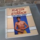 Flatten Your Stomach For Men ONLY A. Dugan Consumer Guide Book 1984 FREE Ship