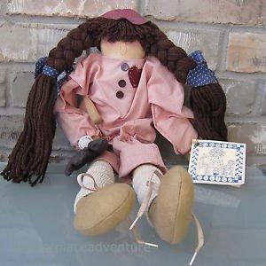 Marty Maschino Slidin Sal Doll Baseball Tag Attic Babies Collection 1993 RARE