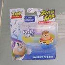 Toy Story Sheriff Woody ZingEms Disney Pixar Character New NIP FREE Shipping