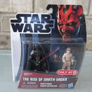 New Star Wars The Rise Of Darth Vader & Anakin Skywalker Hasbro 39618 / 39612