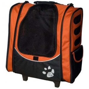 Pet Gear IG02 Escort COPPER Rolling Airline Approved Pet Carrier FREE SHIPPING