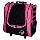 Pet Gear IG02 Escort PINK Rolling Airline Approved Pet Carrier FREE SHIPPING