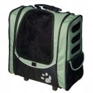 Pet Gear IG02 Escort SAGE Rolling Airline Approved Pet Carrier FREE SHIPPING
