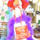 Garden Goose Red Hat Society Outfit