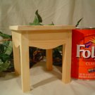 Wood Doll Table~Unfinished Wood Crafts~Ready to Paint