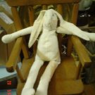 16 INCH MUSLIN BUNNY FOR EASTER