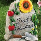 Dad's Garden Stone