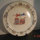 International Table Works Susan A. Winget 1994 Design Windy Hill 11 inch Plate