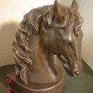 Beautiful Horsehead Door Stop