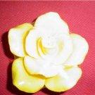 6) Yellow Rose Candles~Gift Basket/Centerpiece/Wedding