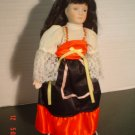 Vintage Russ Porcelain International Doll #7 - Maria - Spain